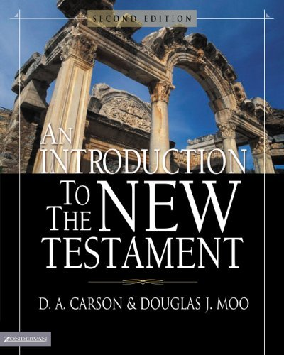 Introduction to the New Testament  2nd 2005 edition cover