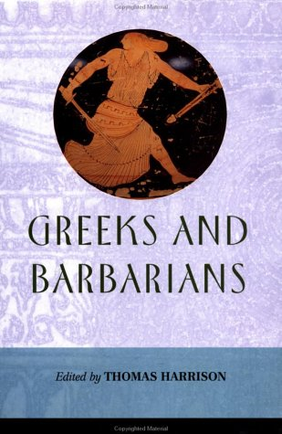 Greeks and Barbarians   2002 edition cover