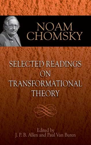 Selected Readings on Transformational Theory   2009 9780486472591 Front Cover