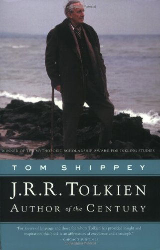 J. R. R. Tolkien Author of the Century  2001 edition cover