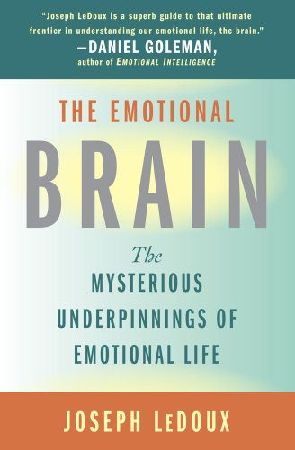 Emotional Brain The Mysterious Underpinnings of Emotional Life  1998 edition cover