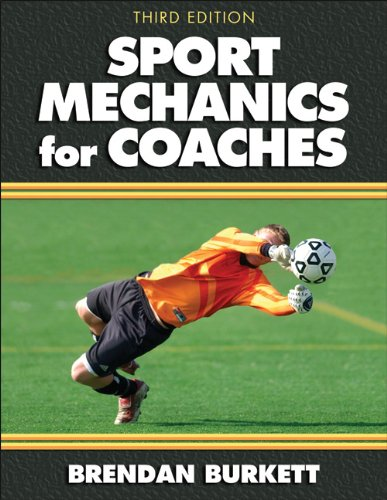 Sport Mechanics for Coaches  3rd 2010 edition cover