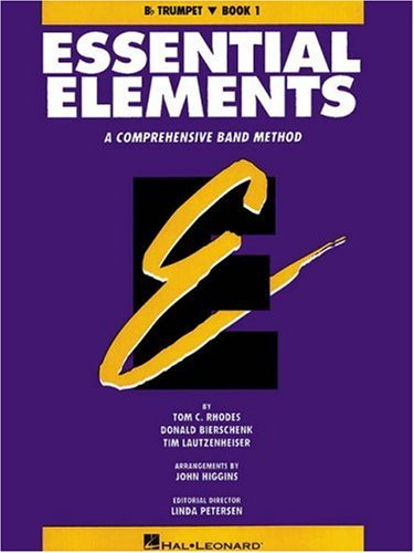Essential Elements : B Flat Trumpet 1st edition cover