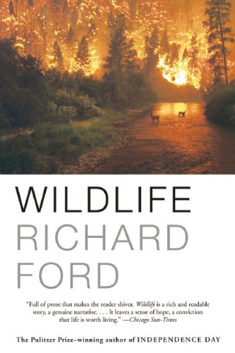 Wildlife  N/A 9780802144591 Front Cover