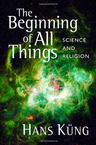 Beginning of All Things Science and Religion  2008 edition cover