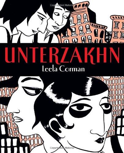 Unterzakhn   2012 edition cover