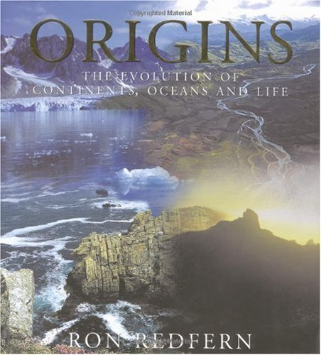 Origins The Evolution of Continents, Oceans, and Life  2001 edition cover