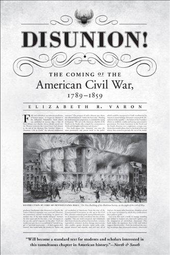 Disunion! The Coming of the American Civil War, 1789-1859  2010 edition cover