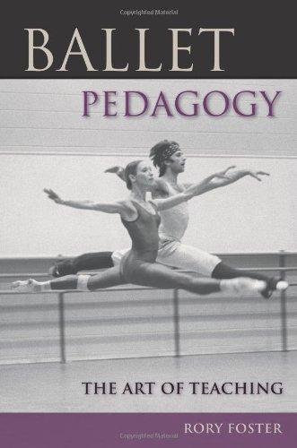 Ballet Pedagogy The Art of Teaching  2010 edition cover