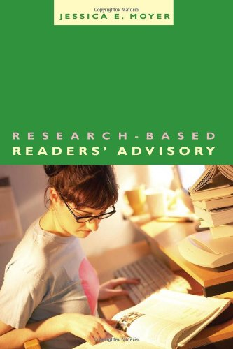 Research-Based Readers' Advisory   2008 edition cover