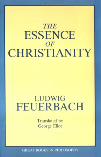 Essence of Christianity  Unabridged edition cover