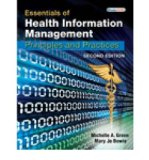 Essentials of Health Information Management (Book Only)  2nd 2011 edition cover