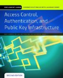Access Control, Authentication, and Public Key Infrastructure  2nd 2014 edition cover