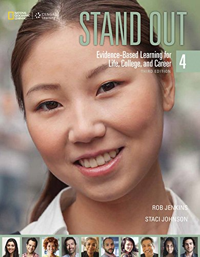 Stand Out 4:   2016 9781305655591 Front Cover