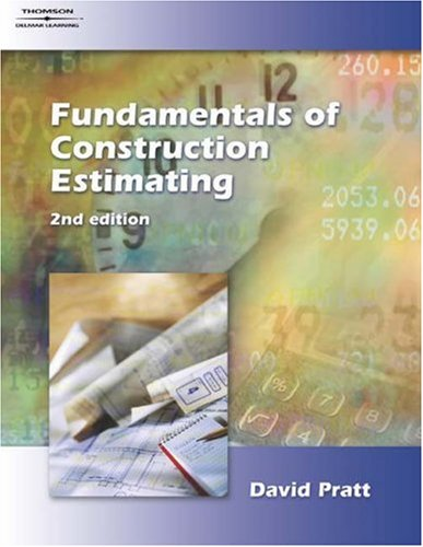 Fundamentals of Construction Estimating  2nd 2004 (Revised) 9781401809591 Front Cover