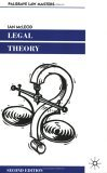 Legal Theory N/A edition cover