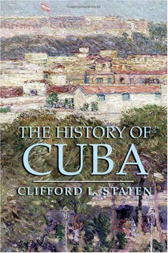 History of Cuba   2005 edition cover
