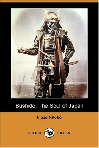 Bushido The Soul of Japan N/A 9781406549591 Front Cover