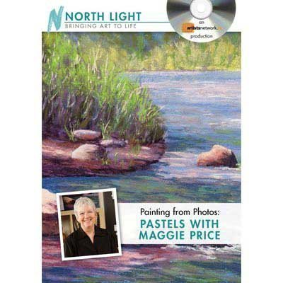 Painting from Photos: Pastels With Maggie Price  2011 edition cover