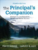 Principal's Companion Strategies to Lead Schools for Student and Teacher Success 4th 2014 edition cover