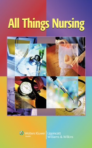 All Things Nursing   2008 edition cover