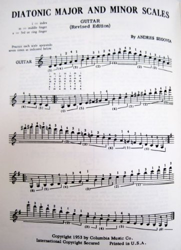 DIATONIC MAJOR+MINOR SCALES N/A edition cover