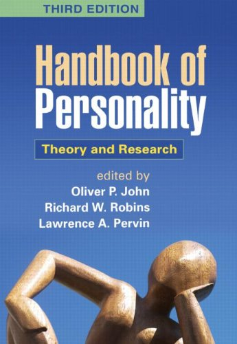 Handbook of Personality Theory and Research 3rd 2008 (Revised) edition cover