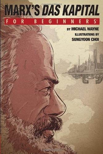 Marx's das Kapital for Beginners   2012 edition cover