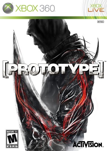 PROTOTYPE - Xbox 360 Xbox 360 artwork
