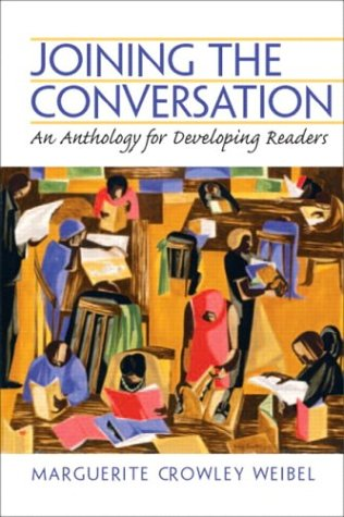 Joining the Conversation An Anthology for Developing Readers  2004 edition cover