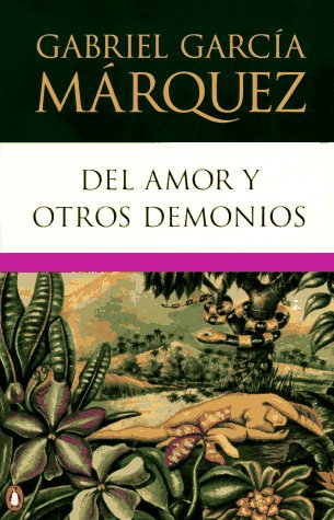Of Love and Demons   1994 edition cover