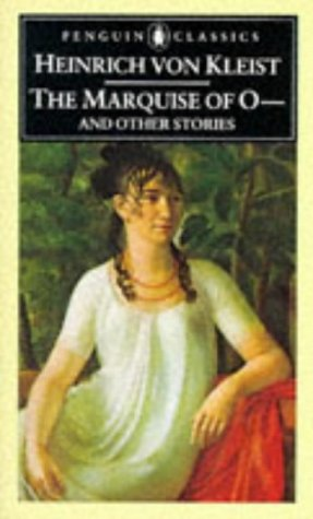 Marquise of O-and Other Stories   2004 edition cover