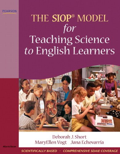 SIOP Model for Teaching Science to English Learners   2011 edition cover