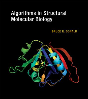 Algorithms in Structural Molecular Biology   2011 edition cover