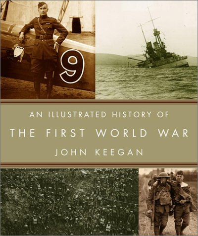 Illustrated History of the First World War   2001 edition cover