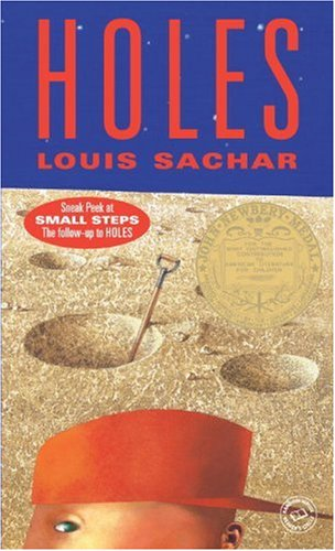 Holes   1998 edition cover