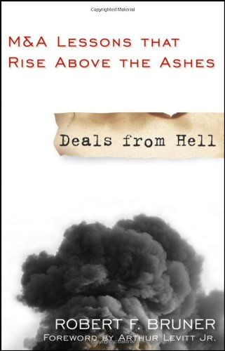 Deals from Hell M and A Lessons That Rise above the Ashes  2005 edition cover