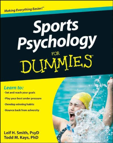 Sports Psychology for Dummies   2010 edition cover