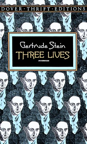 Three Lives   1994 (Reprint) edition cover