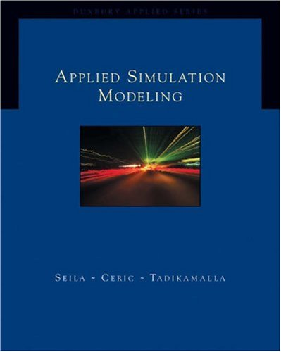 Applied Simulation Modeling   2003 9780534381592 Front Cover