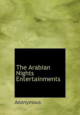Arabian Nights Entertainments  2008 9780554222592 Front Cover