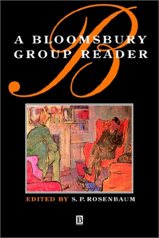 Bloomsbury Group Reader   1993 edition cover