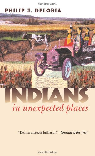 Indians in Unexpected Places   2004 edition cover