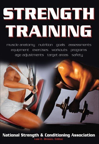 Strength Training   2007 edition cover