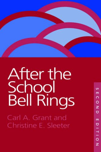 After the School Bell Rings  2nd 1996 9780750705592 Front Cover