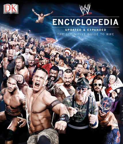 WWE Encyclopedia  2nd edition cover