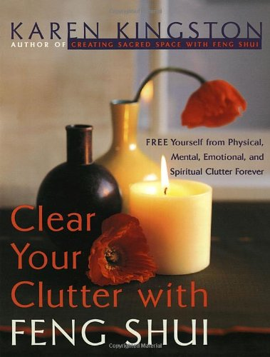 Clear Your Clutter with Feng Shui   1999 edition cover