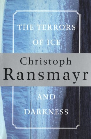 Terrors of Ice and Darkness  Reprint  edition cover