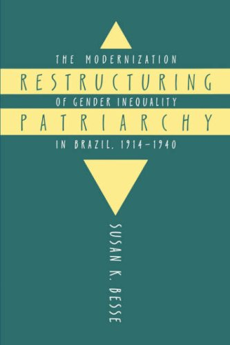 Restructuring Patriarchy The Modernization of Gender Inequality in Brazil, 1914-1940 2nd 1996 edition cover