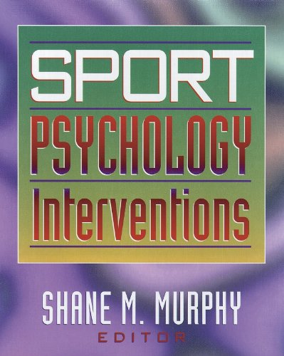 Sport Psychology Interventions   1995 edition cover